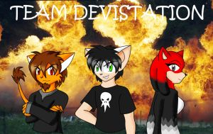 Team Devistation by BigCatProwl
