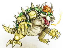 King of Koopas by Crowbawt
