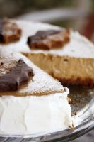 Gingerbread Cheesecake 7 by laurenjacob