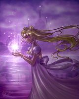 Princess Serenity by Bel-AirBritt