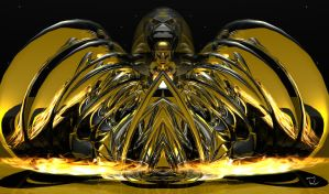 Old Gold by Ocalapoolguy