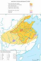 The Eastern Zhou Dynasty (770 - 481 BC) by Undevicesimus