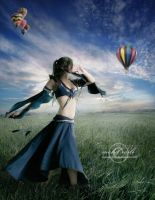 +Uncharted Field+ by moroka323