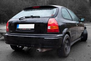 Honda Civic 1.6 VTi by Recode