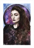 Lorde by ylxiaa