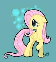 Fluttershy by SeaGerdy