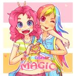 Friendship is magic by husaria-chan
