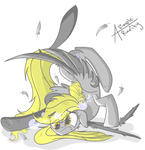 Derpy Hooves by ASimpleRarity