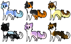 Adopts 6 - 1 ADOPT LEFT by Wildstaar-Adopts