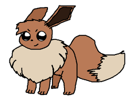 Eevee by Zyla12