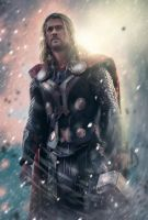 Thor by LifeEndsNow