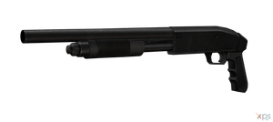 Mossberg 500 by sadow1213
