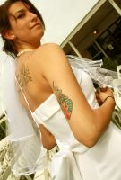 Beths Wedding 2 by The-Man-of-Chains