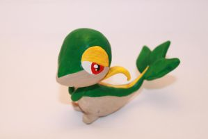 Little Snivy by Kauritsuo