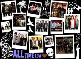 All Time Low polaroids by ToxicValentine143