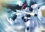 Tallgeese Type F by haganef