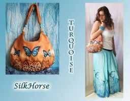 Turquoise by SilkHorse