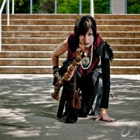 Begin the Onslaught by Rexluna