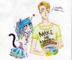 Me Wants Sweeties by EPICMOoOSE1112