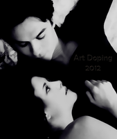 damon and bella by Doping-Jaskson
