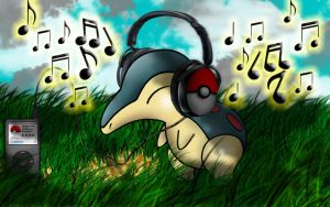 Cyndaquil music by Heidelmeier17
