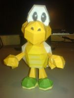 koopa troopa by Prife7