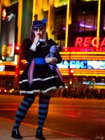 Stocking in the City by SNTP
