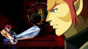 Thundercats Movie 2011 on Deviantart  More Like Thundercats Wallpaper Hd Red By  Tpbarratt