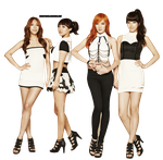 PNG : Miss A by chazzief