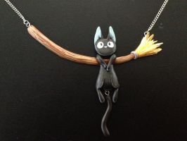 Jiji Necklace by Gatobob