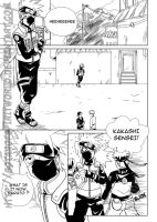 Team 7 Lost Doujinshi Pg 2 by BotanofSpiritWorld