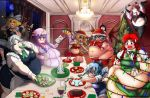 A Merry Touhou Christmas by mihai1988