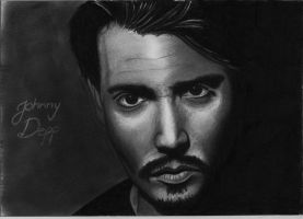 Johnny Depp by Jaki33