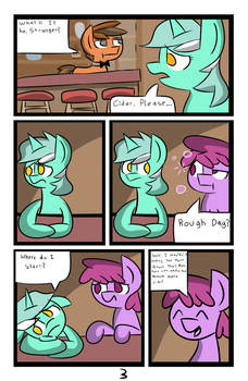 Lyra's Verse  (Page 3) by ProvolonePone