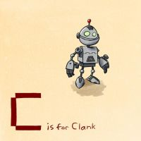 C is for Clank by KeithAErickson