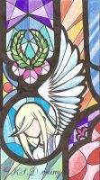 Stained Glass- Afuro Terumi by ksdestiny