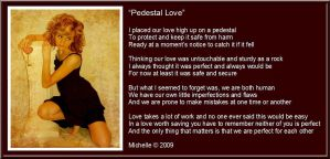 Pedestal Love by VisualPoetress