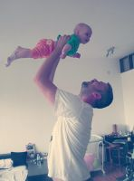 Daddy's love,the greatest love by Stefk0