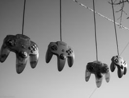 Hanging Childhood by BreezySkink