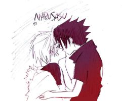 SasuNaru.. by 4Dreams