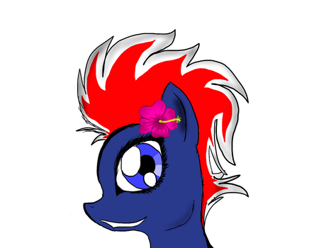 .:Starshine Trot:..:Request:. by LacedStargazing
