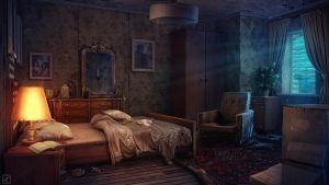 Dorm by PavellKiD