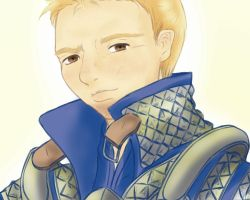 Alistair *Again* o3o by fufunette