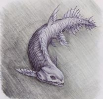Coelacanth by InkOut