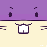 Simple #019 Rattata by pikitty