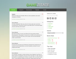 Game-Zitate.de by theKovah