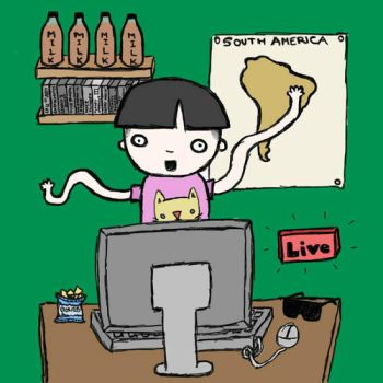 What I imagine Sips looks like when livestreaming. by a-quiet-person