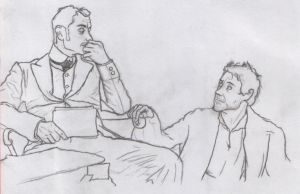 Holmes and Watson by DowneyFan