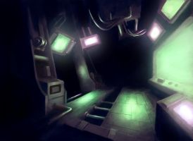control room by Mobile-Ave