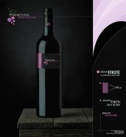 Frankovka label presentation by sanjcek